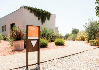 Les gîtes du Mas Palat, à Gignac, dans l'Hérault