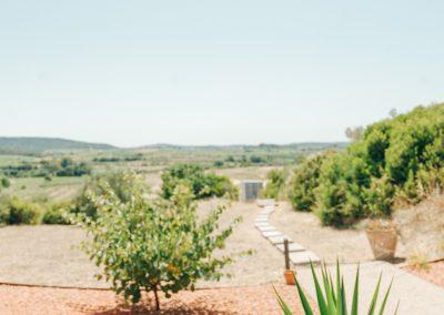Au milieu de la nature, dans le Sud de la France