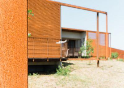 Détails d'architecture des bâtiments