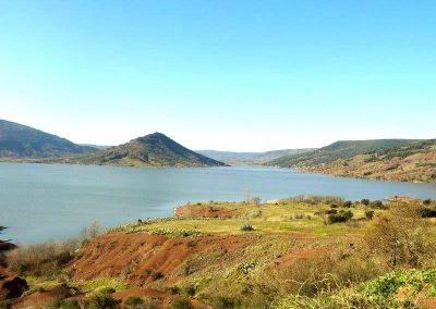 Le Lac du Salagou